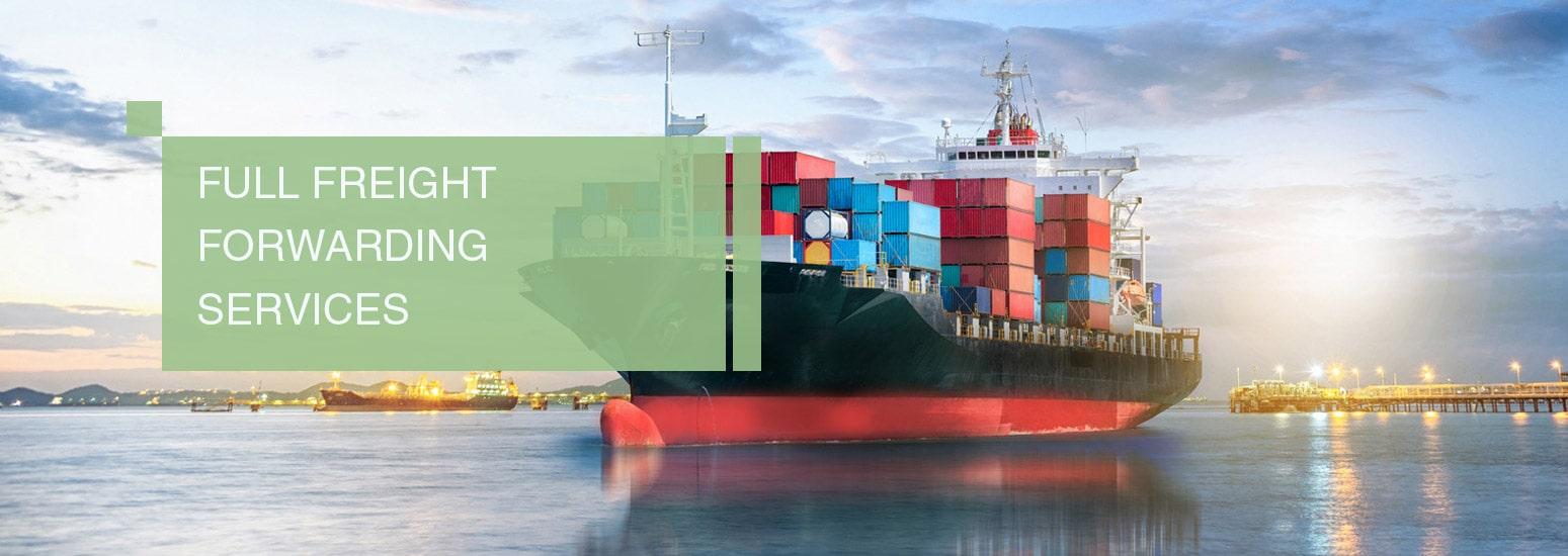 Sea logistics India